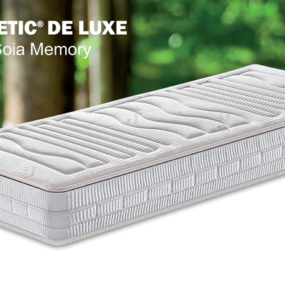 Materasso Innergetic De Luxe in lattice Innergetic e Soia Memory