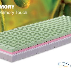 Materasso Soia Memory con Soia Memory Touch