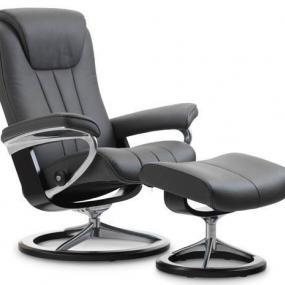 Poltrona Stressless modello Bliss con base Balance Adapt