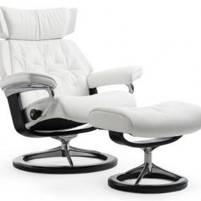 Poltrona Stressless modello Skyline con base Balance Adapt