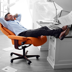 Poltrone Stressless Office
