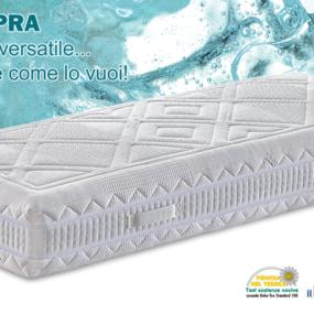 Materasso personalizzato Sottosopra in Aquatech