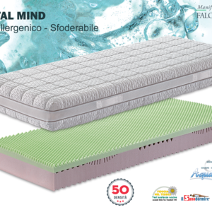 Materasso Ipoallergenico Total Mind in Aquatech
