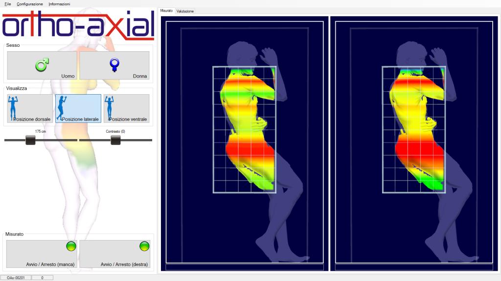 miglior materasso col test ergonomico posizione laterale