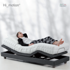 Letto motorizzato Hi_Motion
