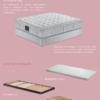 Materasso Falomo GRAN PASCIA' sistema letto ideale