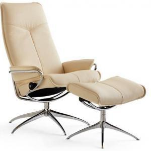 Poltrona Stressless modello City High Back con base Standard/High