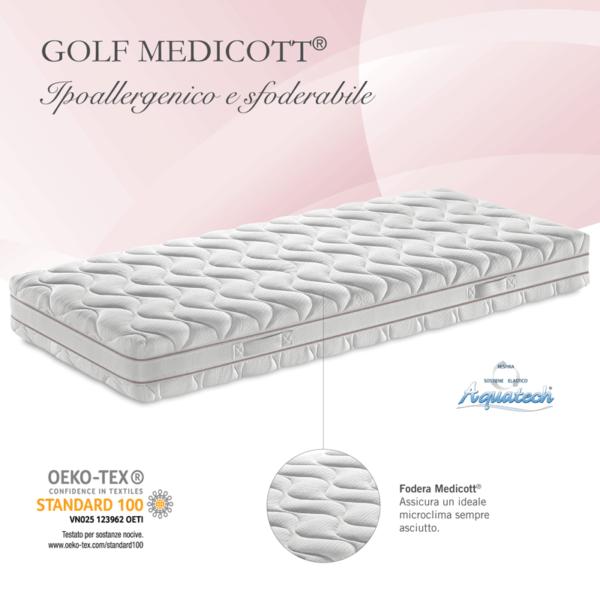 Materasso Falomo Golf Medicott