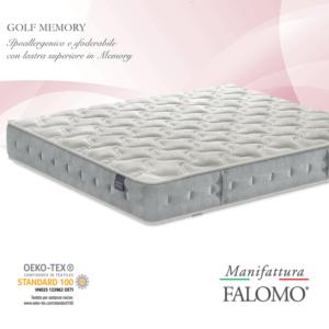 Materasso Falomo Golf Memory